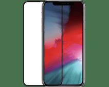 Azuri Protège-écran Verre trempé Apple iPhone Xs Max/11 Pro Max Verre Noir