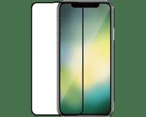 Azuri Protège-écran en Verre trempé pour Apple iPhone Xr/11 Noir