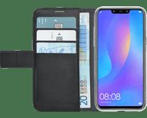 Azuri Wallet Bookcase Magnétique Huawei Mate 20 Lite Noir