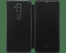 Huawei Mate 20 Lite Coque Portefeuille Noir