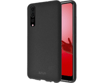 Azuri Flexible Sand Huawei P20 Pro Back Cover Noir
