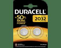 Duracell Specialty 2032 Lithium-knoopcelbatterij 3V 2 stuks