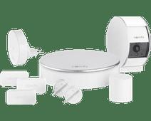 Somfy Home Alarm + Indoor Camera Wit