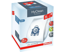 Miele XL Pack Hyclean 3D GN + HEPA Filter