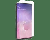 InvisibleShield Ultra Clear Samsung Galaxy S10 Screenprotector Plastic