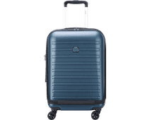 Delsey Segur 2.0 Business Front Pocket Spinner 55 cm Blue