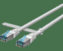 BlueBuilt Netwerkkabel FTP CAT6 3 meter Wit