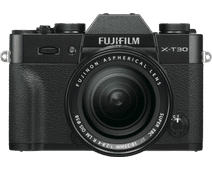 FujiFilm X-T30 Noir + XF 18-55 mm f/2.8-4.0 R LM OIS