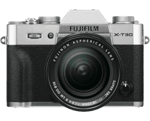 Fujifilm X-T30 Argent + XF 18-55 mm f/2.8-4.0 R LM OIS