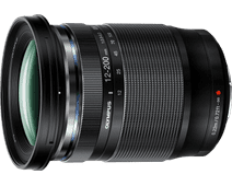 Olympus M.Zuiko Digital ED 12-200 mm f/3.5-6.3 Noir