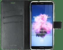 Valenta Booklet Gel Skin Huawei P Smart Book Case Noir
