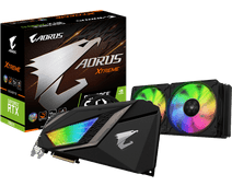Gigabyte GeForce AORUS RTX 2080 Ti XTREME WATERFORCE 11G