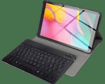 Just in Case Premium Bluetooth Keyboard Samsung Galaxy Tab S5e Book Case Zwart AZERTY