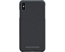 Nordic Elements Idun Apple iPhone Xs Max Back Cover Dark Gray