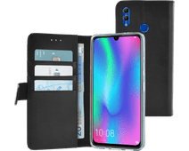 Azuri Wallet Magnet Honor 10 Lite Book Case Black