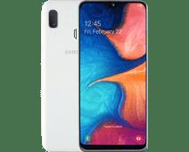 Samsung Galaxy A20e Wit