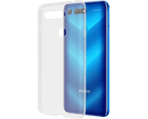 Azuri Glossy TPU Honor View 20 Back Cover Transparent