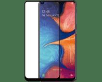 Azuri Protège-écran Verre Trempé Samsung Galaxy A20e Noir
