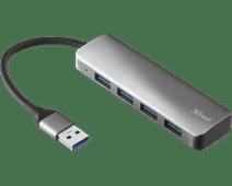 Trust Halyx Aluminum 4 Port USB 3.2 Hub