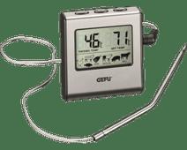 GEFU Digitale Braadthermometer Tempere met Timer