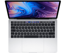 "Apple MacBook Pro 13"" Touch Bar (2019) MUHQ2FN/A Argent Azerty"