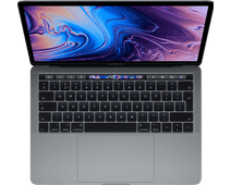 "Apple MacBook Pro 13"" Touch Bar (2019) MUHN2FN/A Azerty Gris sidéral"