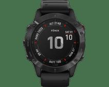 Garmin Fenix 6X PRO - Zwart - 51 mm