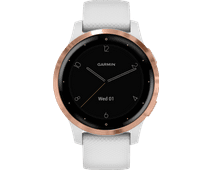Garmin Vivoactive 4S - Rose Gold/White - 40mm