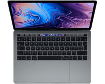"Apple MacBook Pro 13"" Touch Bar (2019) 16/512 Go 1,4 GHz Gris sidéral Azerty"