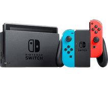Nintendo Switch (2019 Upgrade) Red/Blue