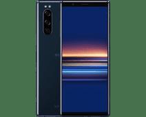 Sony Xperia 5 Blauw