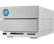 LaCie 2big Station d'accueil Thunderbolt 3 28 To