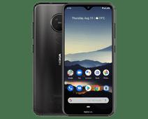 Nokia 7.2 128GB Zwart