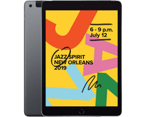 Apple iPad (2019) 128 Go Wi-Fi + 4G Gris sidéral