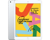 Apple iPad (2019) 128 Go Wi-Fi Argent
