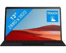 Microsoft Surface Pro X - 16 GB - 256 GB Black