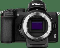 Kit Nikon Z50 + Adaptateur FTZ