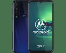 Motorola Moto G8 Plus Blauw