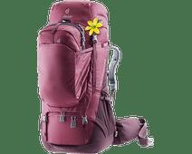 Deuter Aviant voyager 60+10 SL maron/aubergine