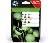 HP 953XL Combo Pack 4-Color (3HZ52AE)