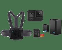 GoPro HERO 8 Black - Kit Chest mount