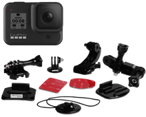 GoPro HERO 8 Black - Kit de fixation