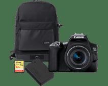 Canon EOS 250D Noir - Kit de voyage