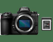 Nikon Z6 + Adaptateur FTZ + XQD