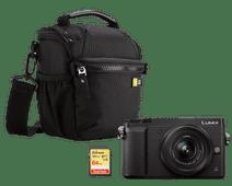 Panasonic Lumix DMC-GX80 - Starterskit