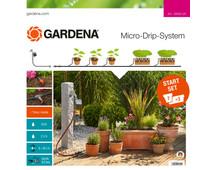 Gardena Micro Drip Start Set M Besproeiingscomputer