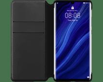 Huawei P30 Pro Flip Cover Book case Noir