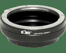 Kiwi Photo EOS Micro Four Thirds Adapter
