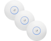 Ubiquiti UniFi AP-AC-LR 3-Pack