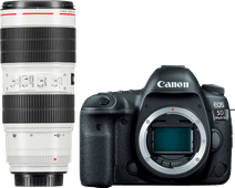 Canon EOS 5D Mark IV + 70-200 mm f/2.8L IS III USM